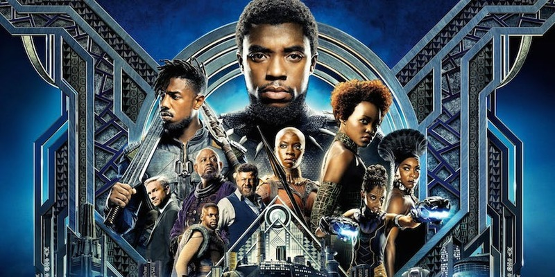 Primary black panther movie characters