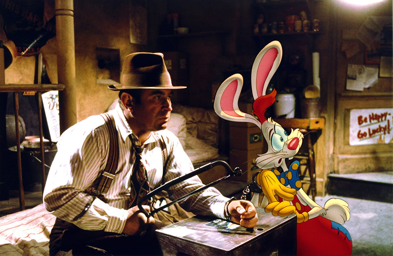 A Laugh Can Be A Very Powerful Thing Who Framed Roger Rabbit 30 Years Later Far Flungers Roger Ebert