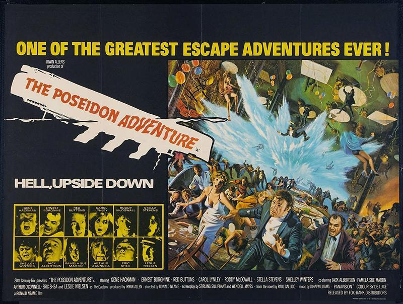 Primary poseidon adventure