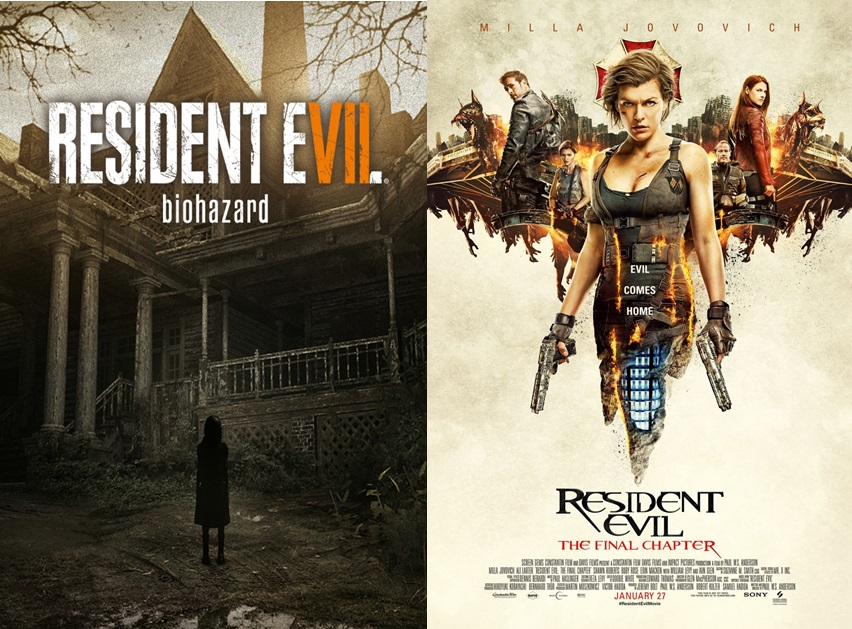 What Nightmares May Come How The Resident Evil Films And Games