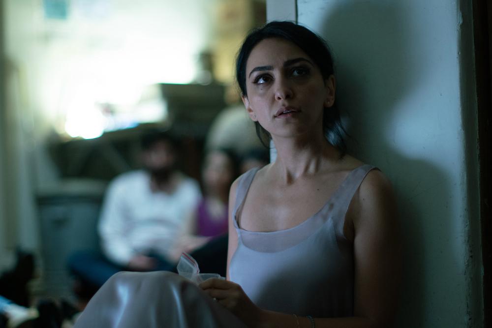 Against All Odds Nazanin Boniadi On Hotel Mumbai Interviews