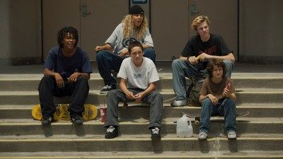 Homepage mid90s cast