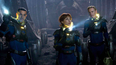 "30 Minutes On: ""Prometheus"" | MZS | Roger Ebert"