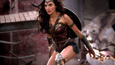 Homepage wonder woman gal gadot