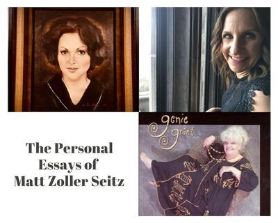 Thumbnails Special Edition: The Personal Essays of Matt Zoller Seitz