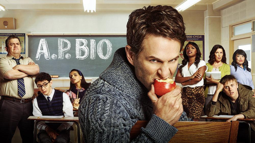 Glenn Howerton, Patton Oswalt Star in NBC's Funny A.P. Bio