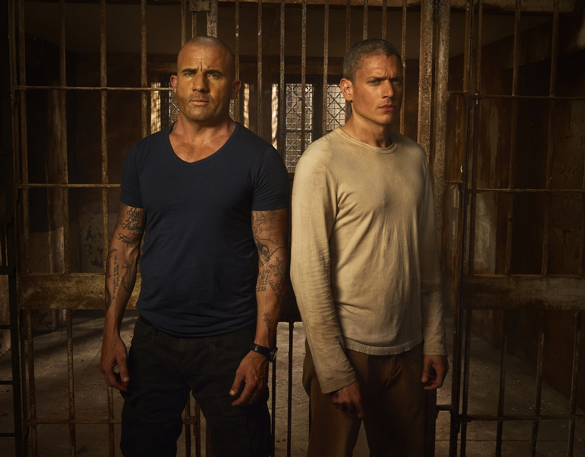 Prison Break Wants To Be Your Spring Guilty Pleasure Tv Streaming Roger Ebert