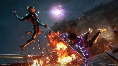 Miles Morales Swings Players into the Future of Gaming