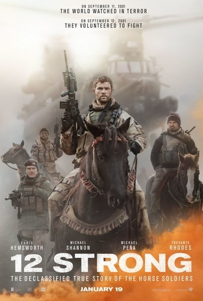 12 Strong Movie Review & Film Summary (2018) | Roger Ebert