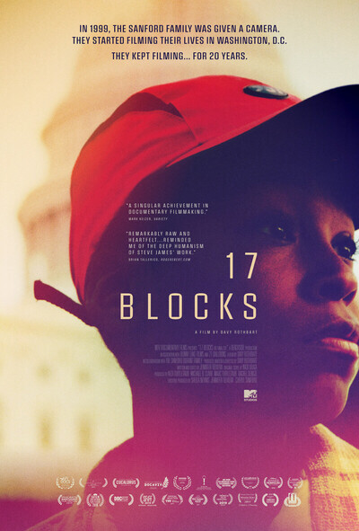 17 Blocks movie poster