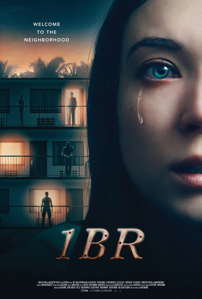 1BR movie poster