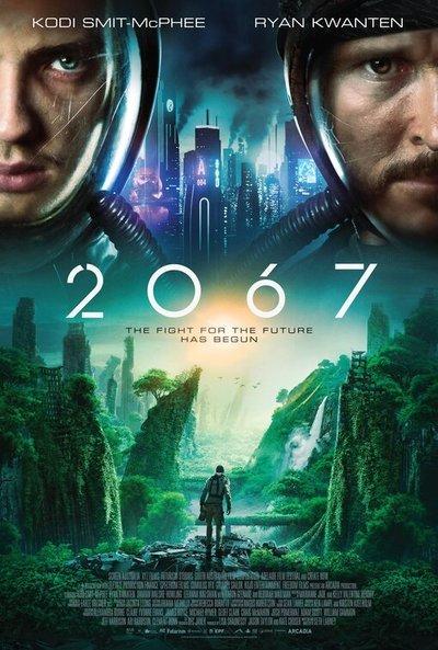 2067 movie poster