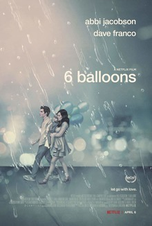 Widget 6 balloons movie poster netflix