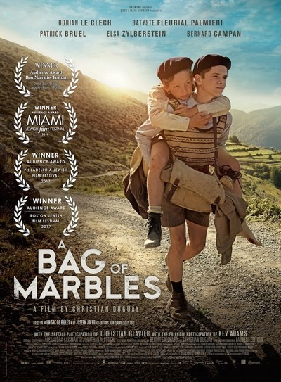A Bag of Marbles Movie Poster