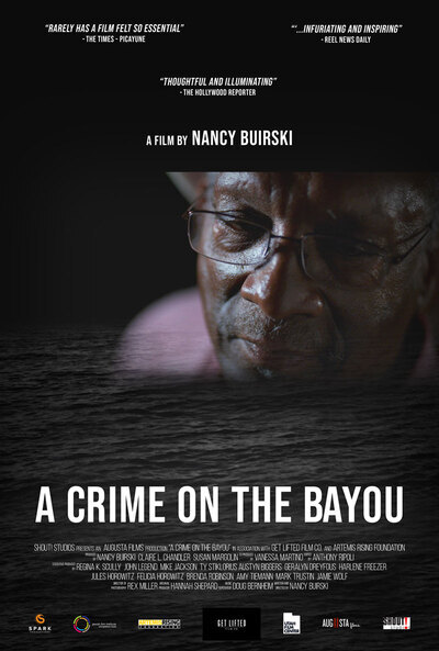 A Crime on the Bayou movie poster