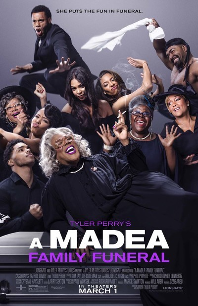 A Madea Family Funeral movie poster