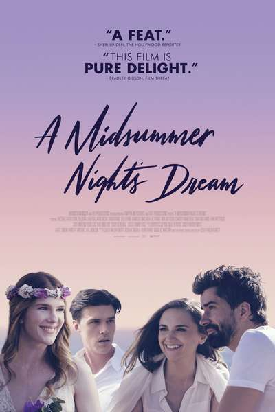 A Midsummer Night's Dream Movie Poster