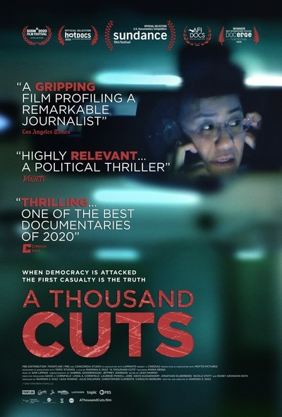 A Thousand Cuts movie poster