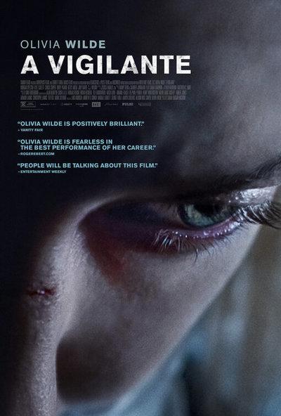 A Vigilante Movie Poster