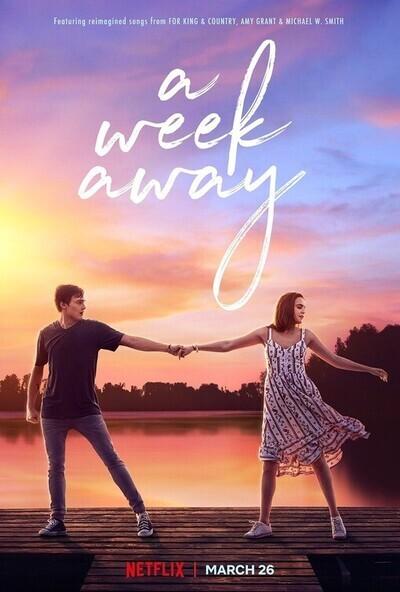 A Week Away movie poster