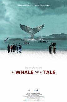 Widget whale poster