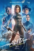 Thumb alita battle angle poster