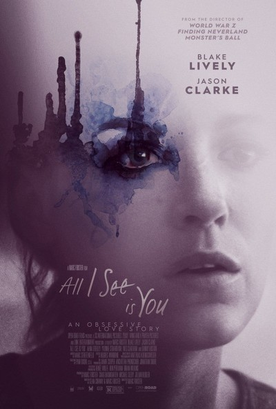 All I See Is You Movie Poster