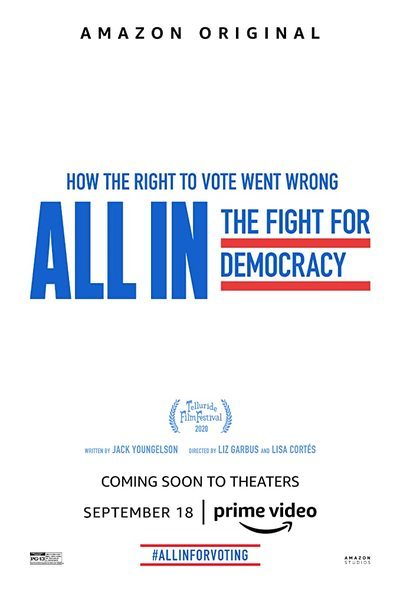 All In: The Fight for Democracy movie poster