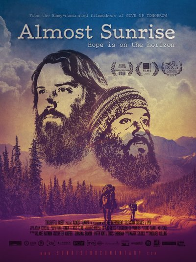 Almost Sunrise movie poster