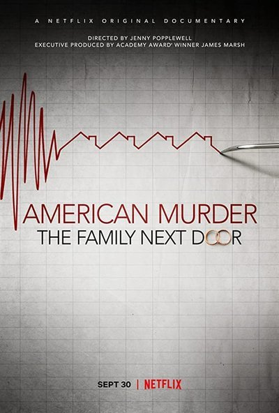 American Murder: The Family Next Door movie poster