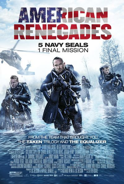 American Renegades movie poster