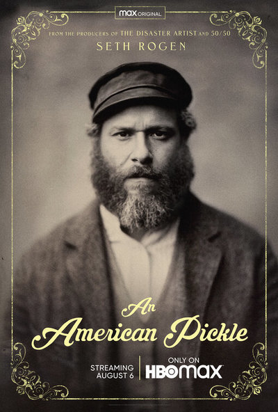 An American Pickle movie poster