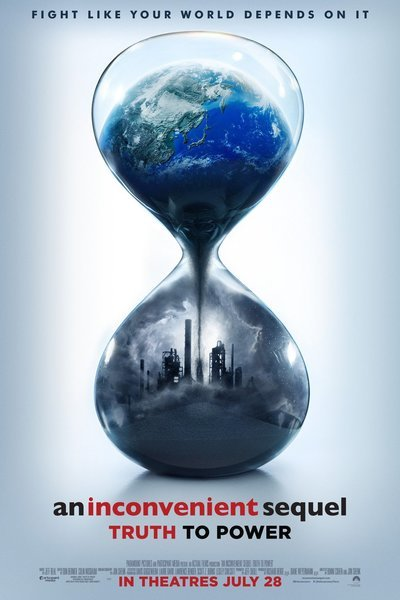 An Inconvenient Sequel Movie Poster