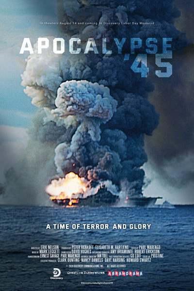 Apocalypse '45 movie poster