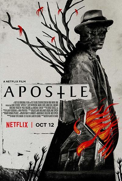 Apostle movie poster