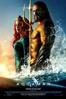 Widget aquaman poster