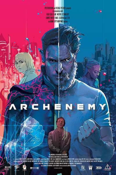 Archenemy movie poster