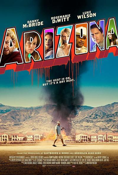 Arizona movie poster