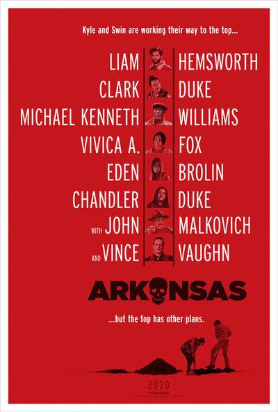 Arkansas movie poster