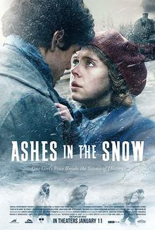 Widget ashes snow poster