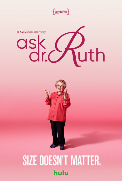 Ask Dr. Ruth Movie Poster