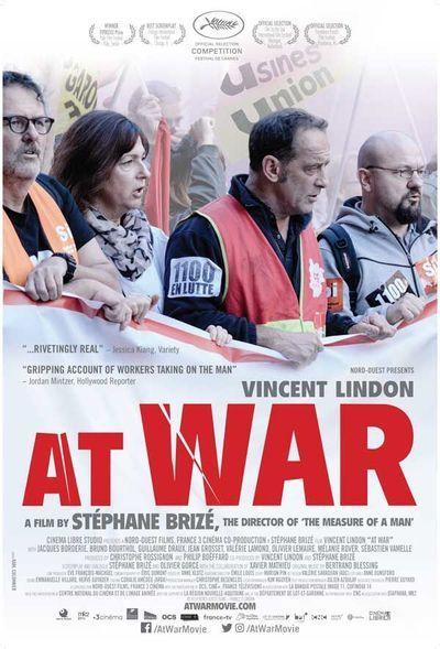At War movie poster