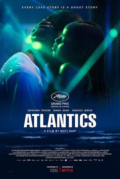Atlantics movie poster
