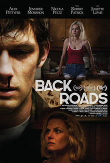 Widget back roads poster