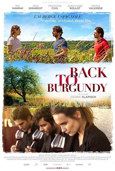 Back to Burgundy movie poster