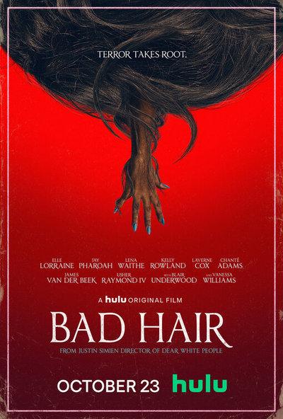 Bad Hair movie poster