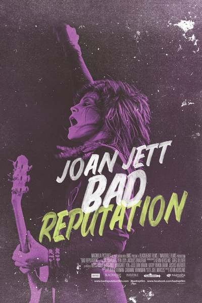 Bad Reputation Movie Poster