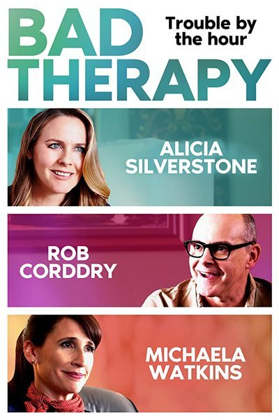 Bad Therapy movie poster
