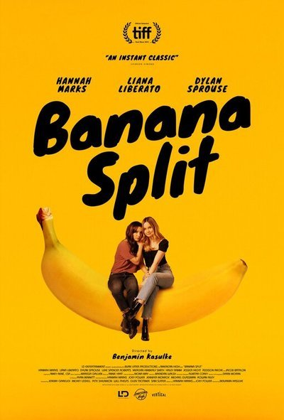 Banana Split movie poster