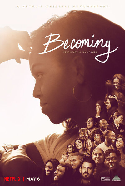 Becoming movie poster